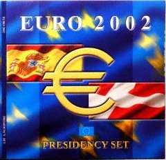 Euro 2002 Presidency Coin Set