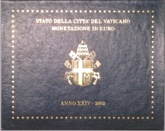 Cover of Official Vatican Euro Set
